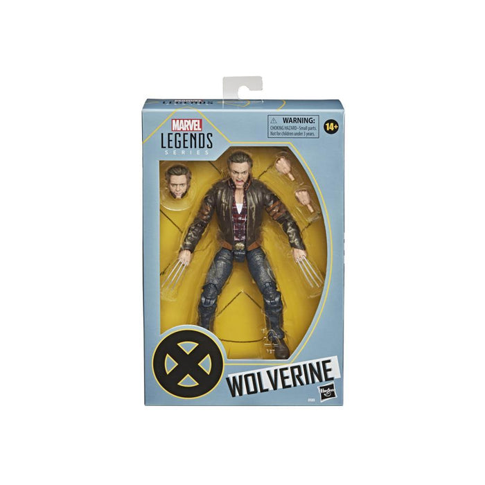 X-Men Movie Marvel Legends Wolverine 6-Inch Action Figure - NOVEMBER 2020