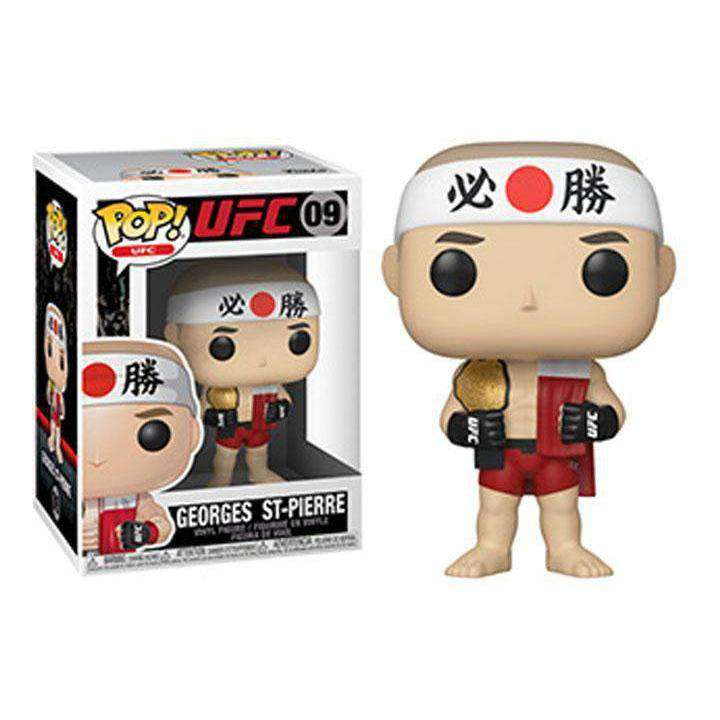 Pop! UFC - George St. Pierre - Q2 2019