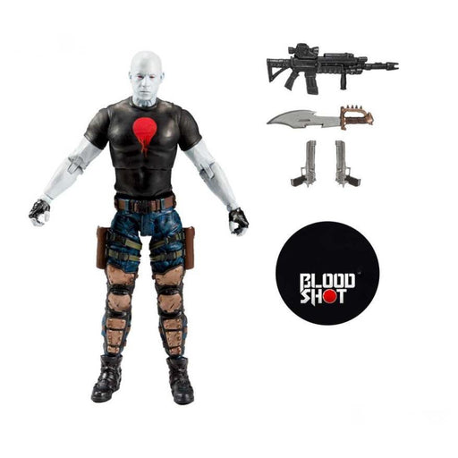 "Bloodshot Movie 7"" Action Figure - JANUARY 2020"