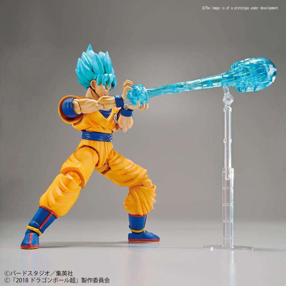 Dragon Ball Super Figure-Rise Standard - SSGSS Goku (Special Color Ver.)