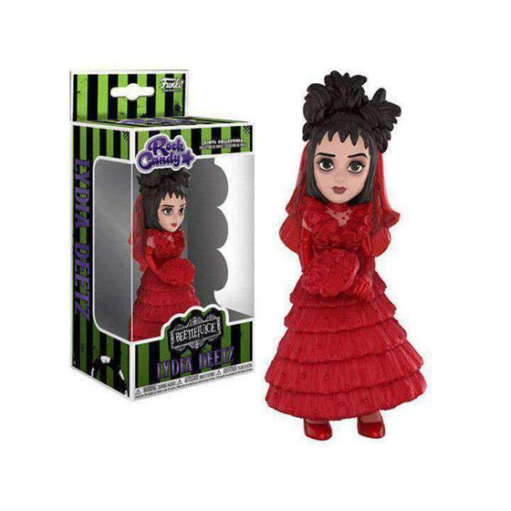 Beetlejuice Rock Candy Lydia Deetz - December 2018