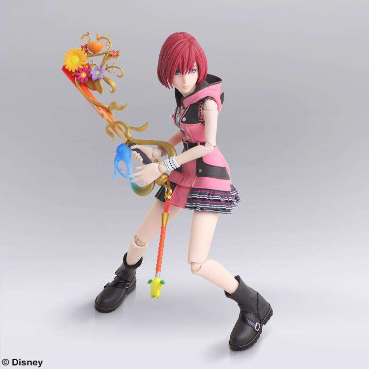 Kingdom Hearts III Bring Arts Kairi - SEPTEMBER 2019
