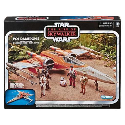 Star Wars The Vintage Collection Rise of Skywalker - Poe Dameron's X-Wing - JANUARY 2020