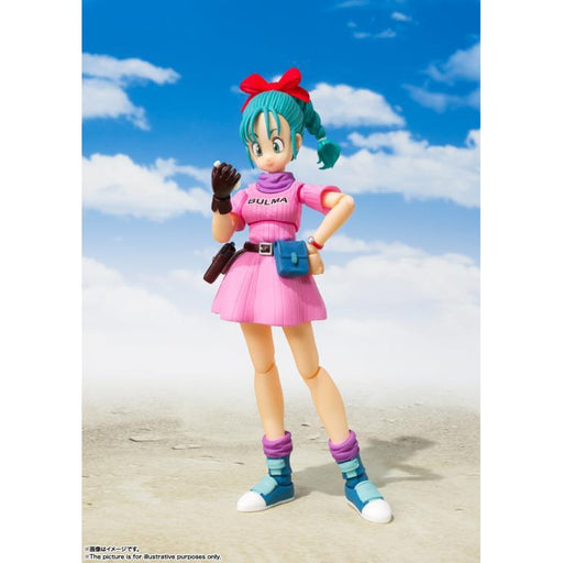Dragon Ball S.H.Figuarts Bulma (Adventure Begins) - JANUARY 2020