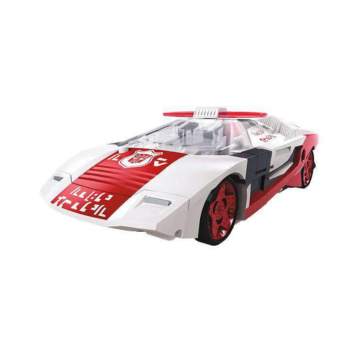 Transformers War for Cybertron: Siege Deluxe Red Alert