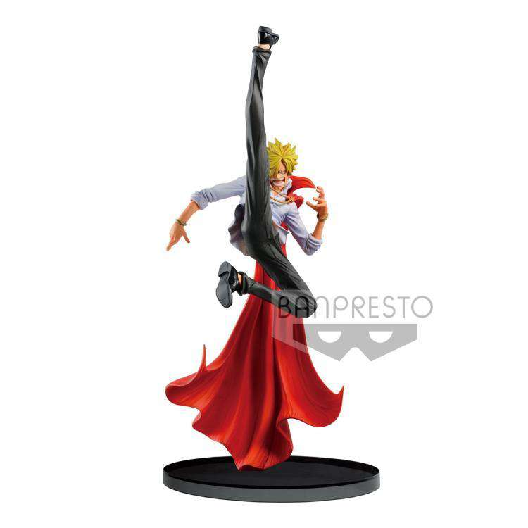 One Piece World Figure Colosseum 2 Vol.2 Vinsmoke Sanji - APRIL 2019