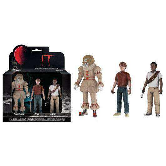 "It 3.75"" Action Figure Three-Pack 4 - December 2018"