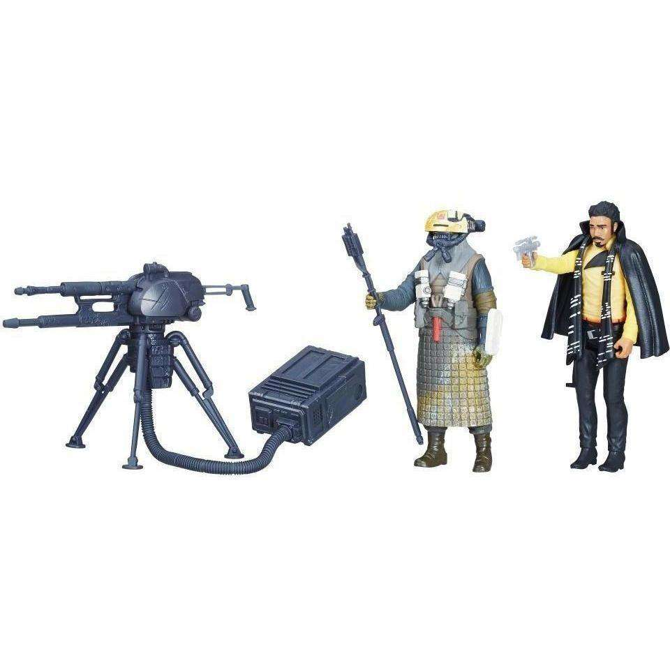 Star Wars Force Link 2.0 Lando Calrissian & Kessel Guard (Solo: A Star Wars Story)Two Pack