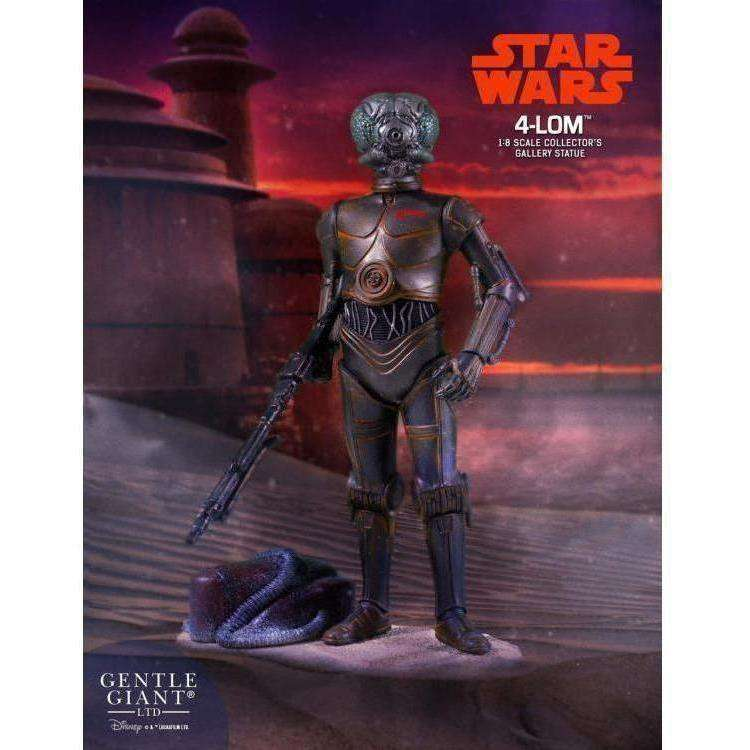 Star Wars Collector's Gallery 4-LOM Statue - Q4 2018