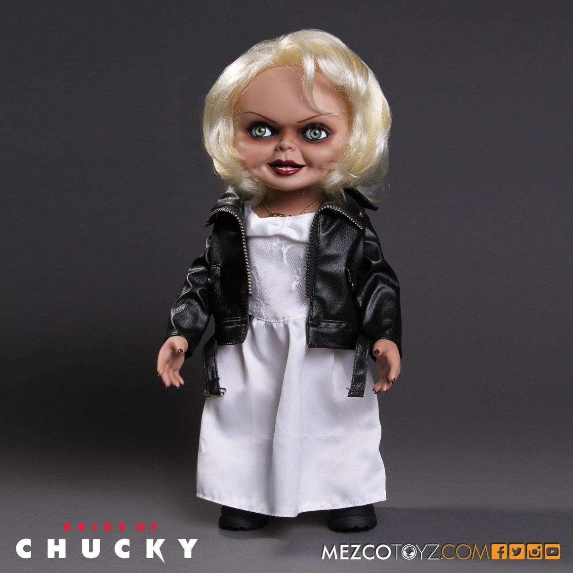"Bride of Chucky: 15"" Talking Tiffany"