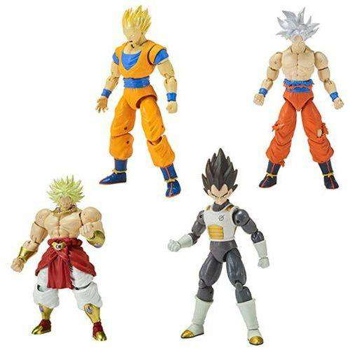 Dragon Ball Super Dragon Stars Wave 7 - Set of 3 - with Broly Components - MAY 2019