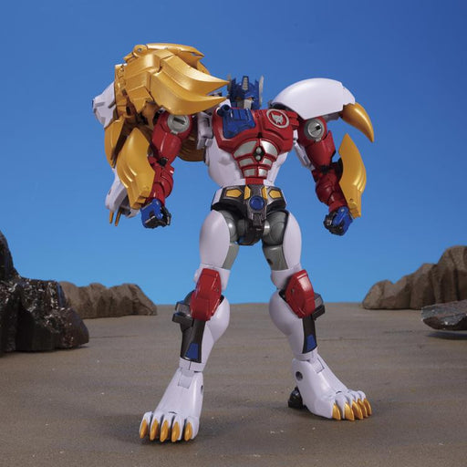 Transformers Masterpiece Edition MP-48 Beast Wars II Lio Convoy (DAMAGED BOX)