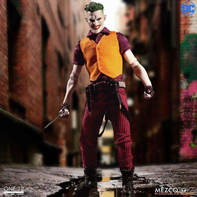 DC Comics One:12 Collective The Joker (Clown Prince of Crime Edition) - JANUARY 2019