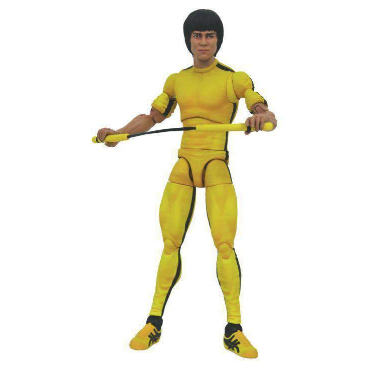Bruce Lee Select (Yellow Jumpsuit) Figure - SEPTEMBER 2019
