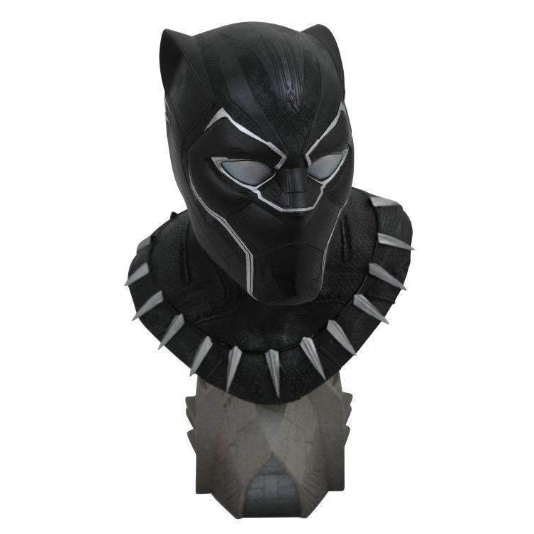 Black Panther Legends in 3D Black Panther 1/2 Scale Limited Edition Bust - Q3 2019