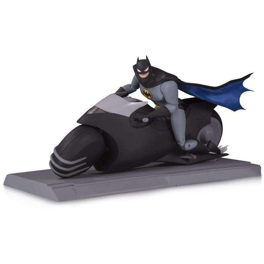 Batman: The Animated Series Batcycle With Batman Figure - NOVEMBER 2019