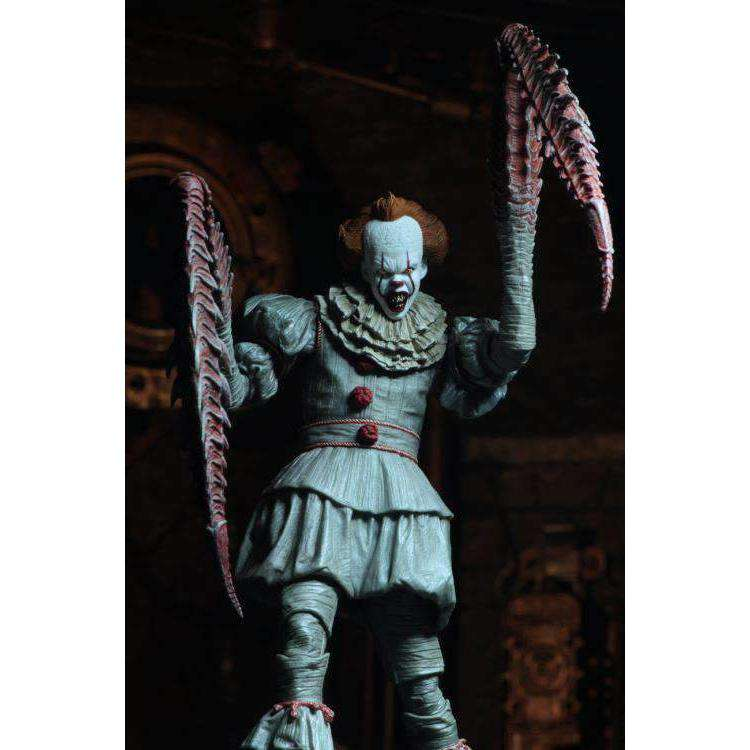 It (2017) Ultimate Pennywise (Dancing Clown) Figure - Q2 2019