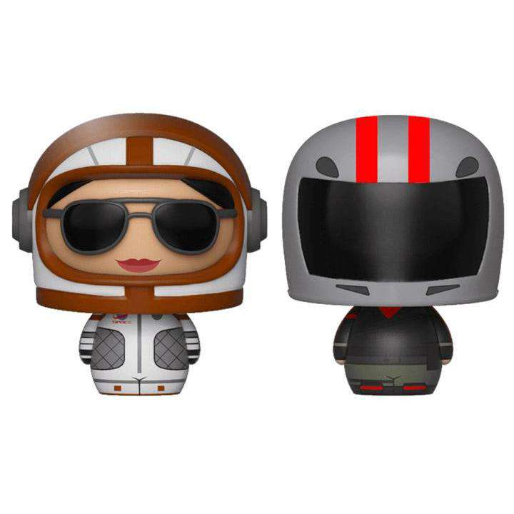 Fortnite Pint Size Heroes Moonwalker & Burnout Two-Pack - Q4 2018