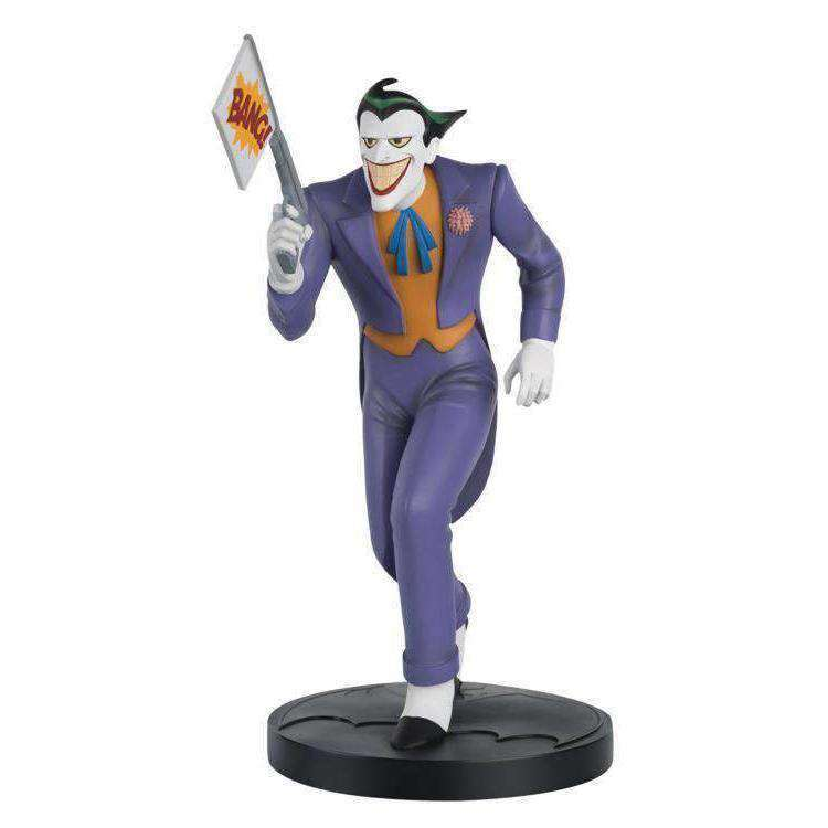 Batman The Animated Series Figurine Collection Mega Special 2 The Joker Limited Edition September 2019