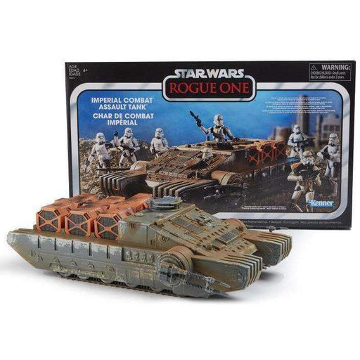 Star Wars: The Vintage Collection Imperial Assault Tank (DAMAGED BOX)
