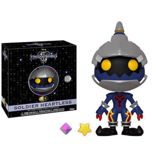 Kingdom Hearts III 5 Star Soldier Heartless - Q1 2019