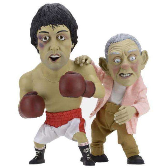 Rocky Puppet Maquette Set Rocky & Mickey (LE 1500)