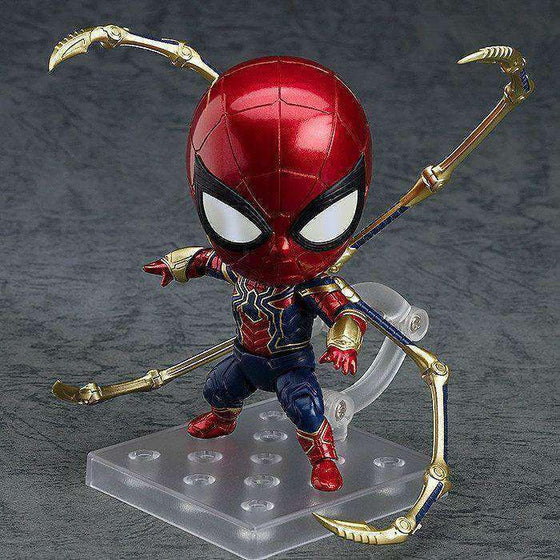 Avengers: Infinity War Nendoroid No.1037 Spider-Man (Infinity Edition) - JULY 2019