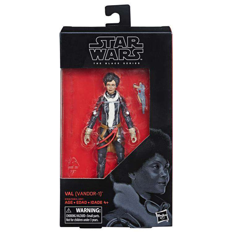 "Star Wars: The Black Series 6"" Val (Solo: A Star Wars Story) - Wave 19"