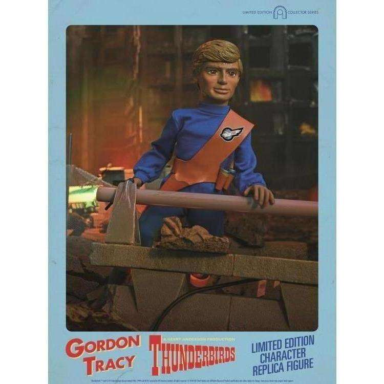 Thunderbirds Gordon Tracy (International Rescue) Character Replica Figure - Q2 2019