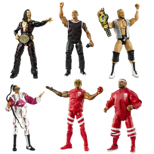 WWE Elite Collection Series 81 - Set of 6 - JANUARY 2021
