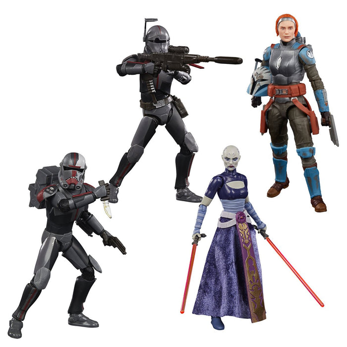 Star Wars The Black Series 6-Inch Action Figures Wave 4 Case - APRIL 2021