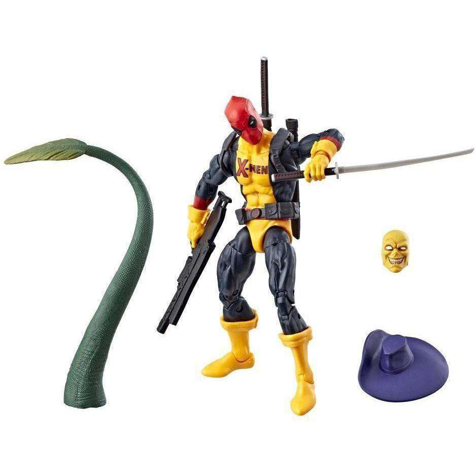 Deadpool Marvel Legends Wave 2 (Sauron BAF) - Deadpool (X-Men)