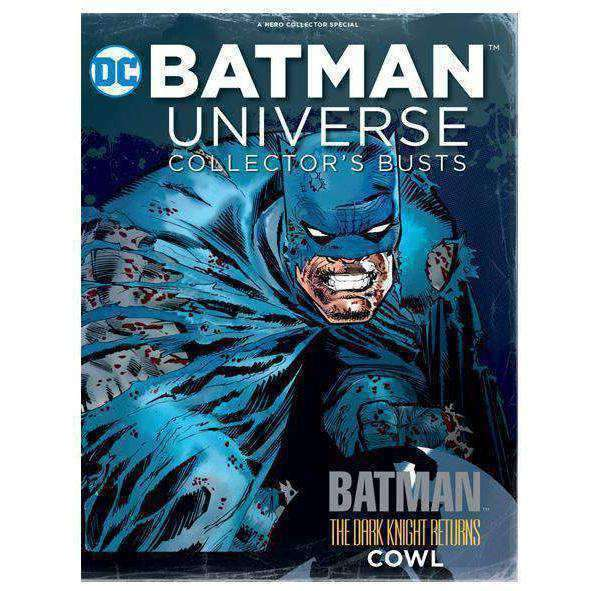 DC Comics Batman Universe Cowl Collection #2 The Dark Knight Returns - MARCH 2019