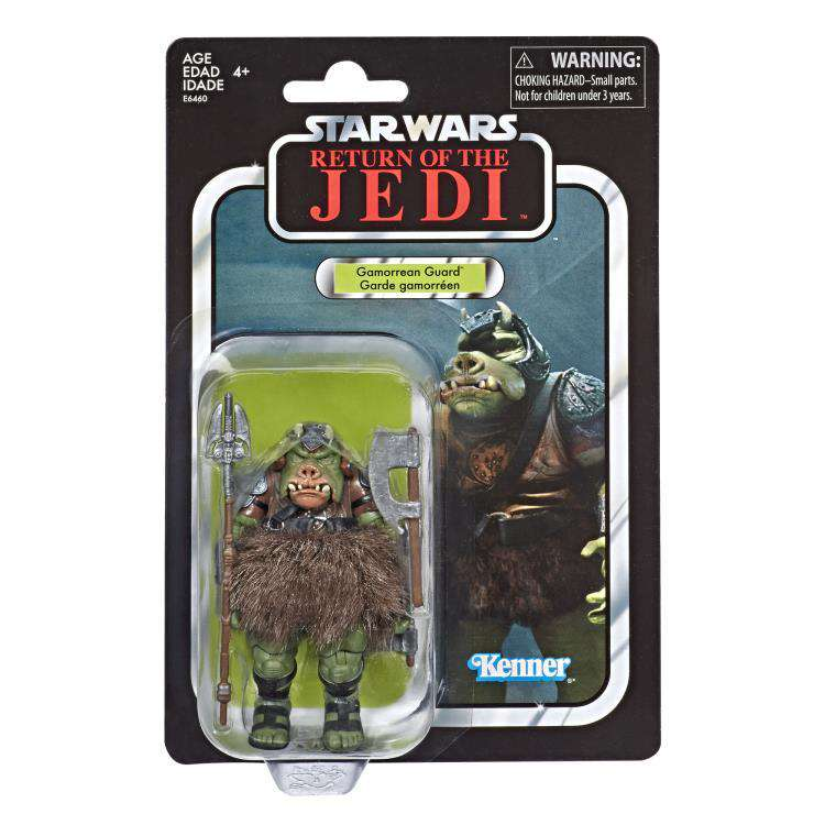 Star Wars: The Vintage Collection Gamorrean Guard (Return of The Jedi) - Q3 2019