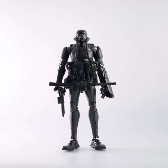 Tomorrow Kings Showa TK Trooper v2 Black Sun Commando 1/6 Scale Figure