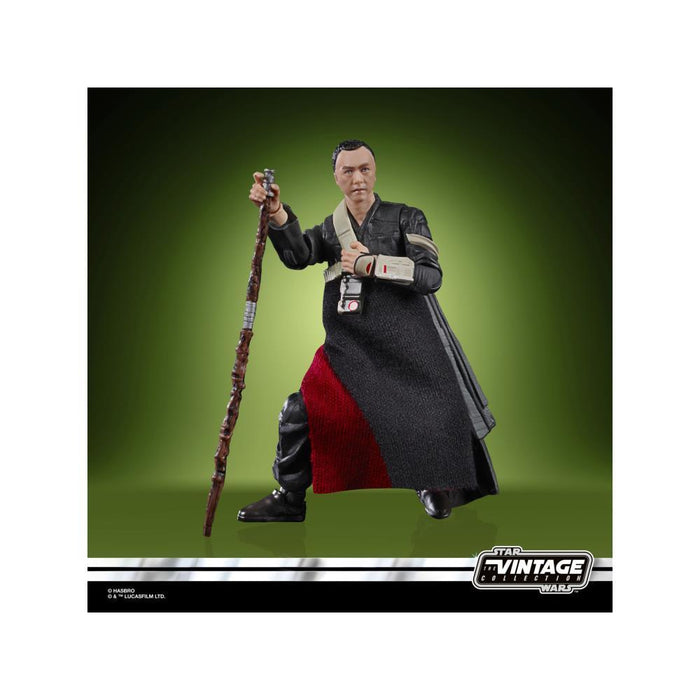 Star Wars The Vintage Collection Chirrut Imwe 3 3/4-Inch Action Figure - SEPTEMBER 2020