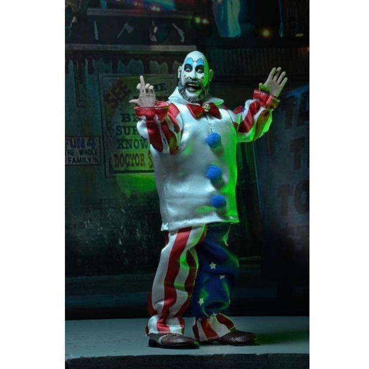 House of 1000 Corpses Captain Spaulding Figure