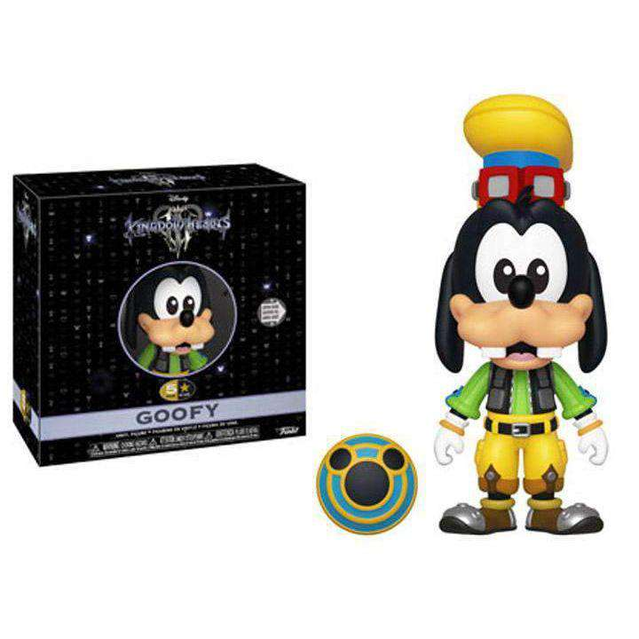 Kingdom Hearts III 5 Star Goofy - Q1 2019