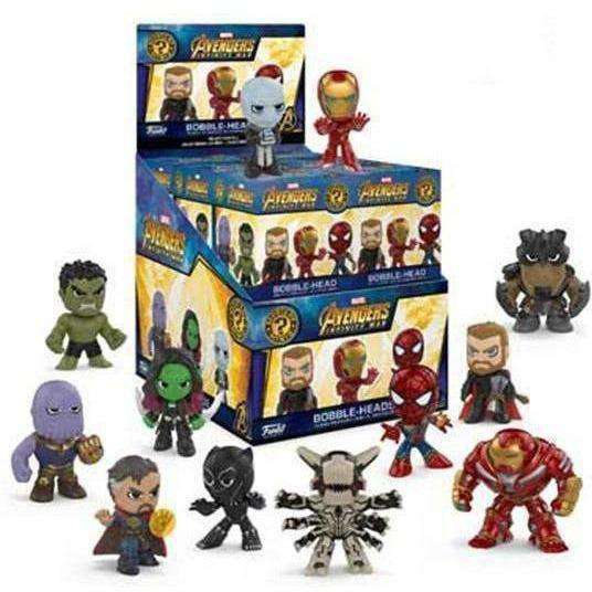 Avengers: Infinity War Mystery Minis Box of 12 Figures - AUGUST 2018