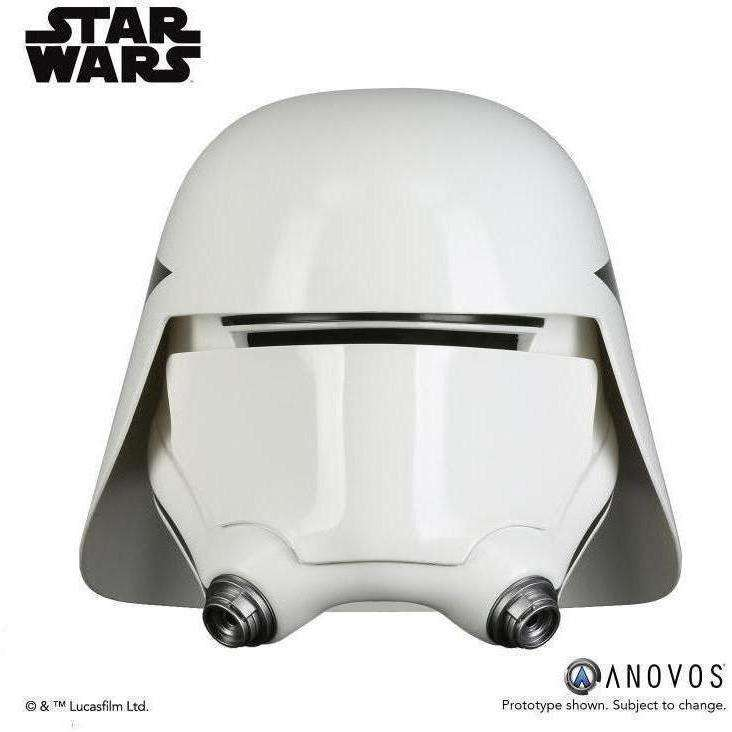 Star Wars First Order Snowtrooper 1:1 Scale Wearable Helmet - Q2 2019