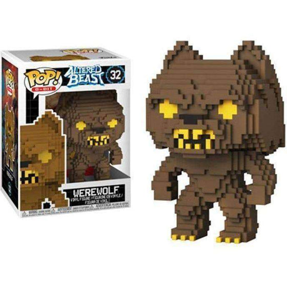 8-Bit Pop! Altered Beast - Werewolf - AUGUST 2018