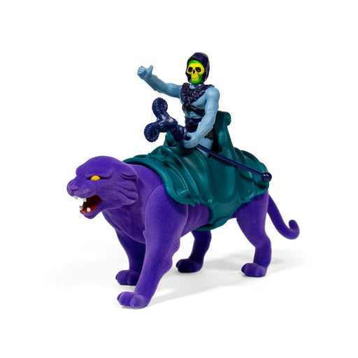 Masters of the Universe ReAction Figure - Skeletor & Panthor Two-Pack