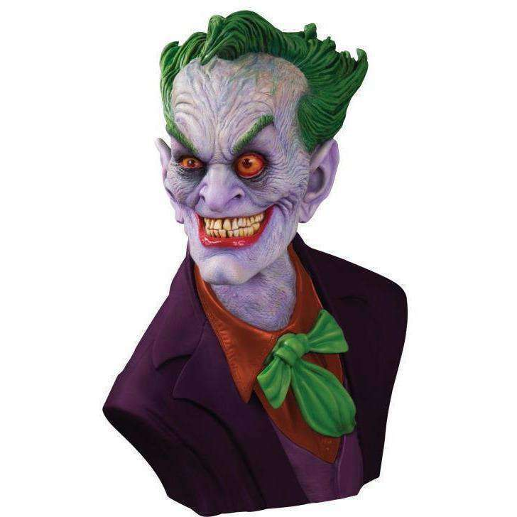 DC Gallery The Joker 1/1 Scale Bust - OCTOBER 2018