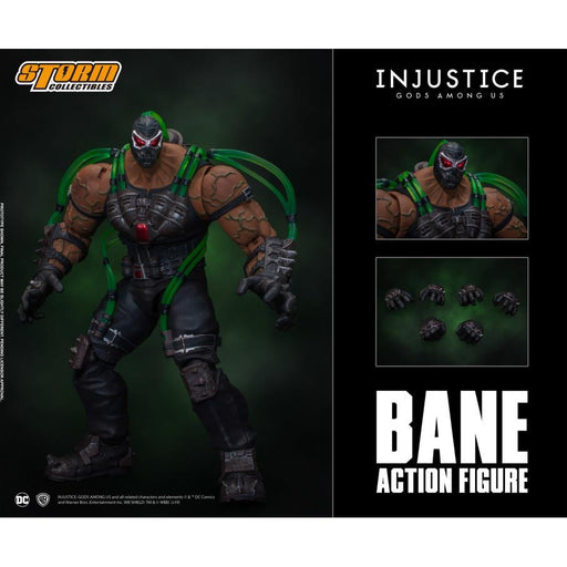 Injustice: Gods Among Us Bane 1/12 Scale Figure - Q1 2020
