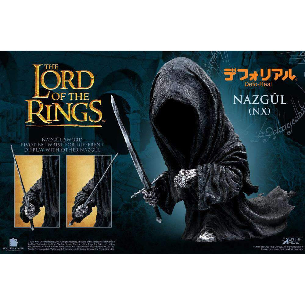 The Lord of The Rings Deform Real Nazgul (NX) - Q3 2019