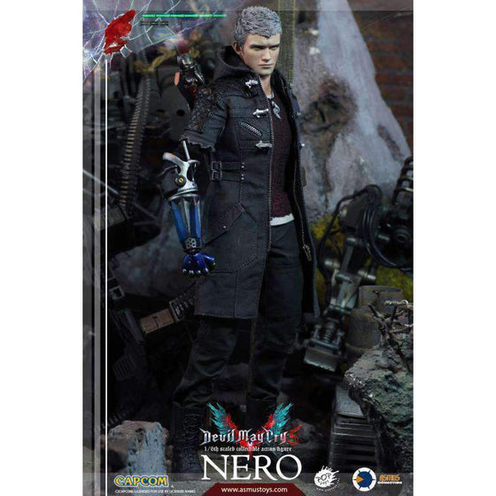 Devil May Cry Nero 1/6 Scale Figure - Q3 2019