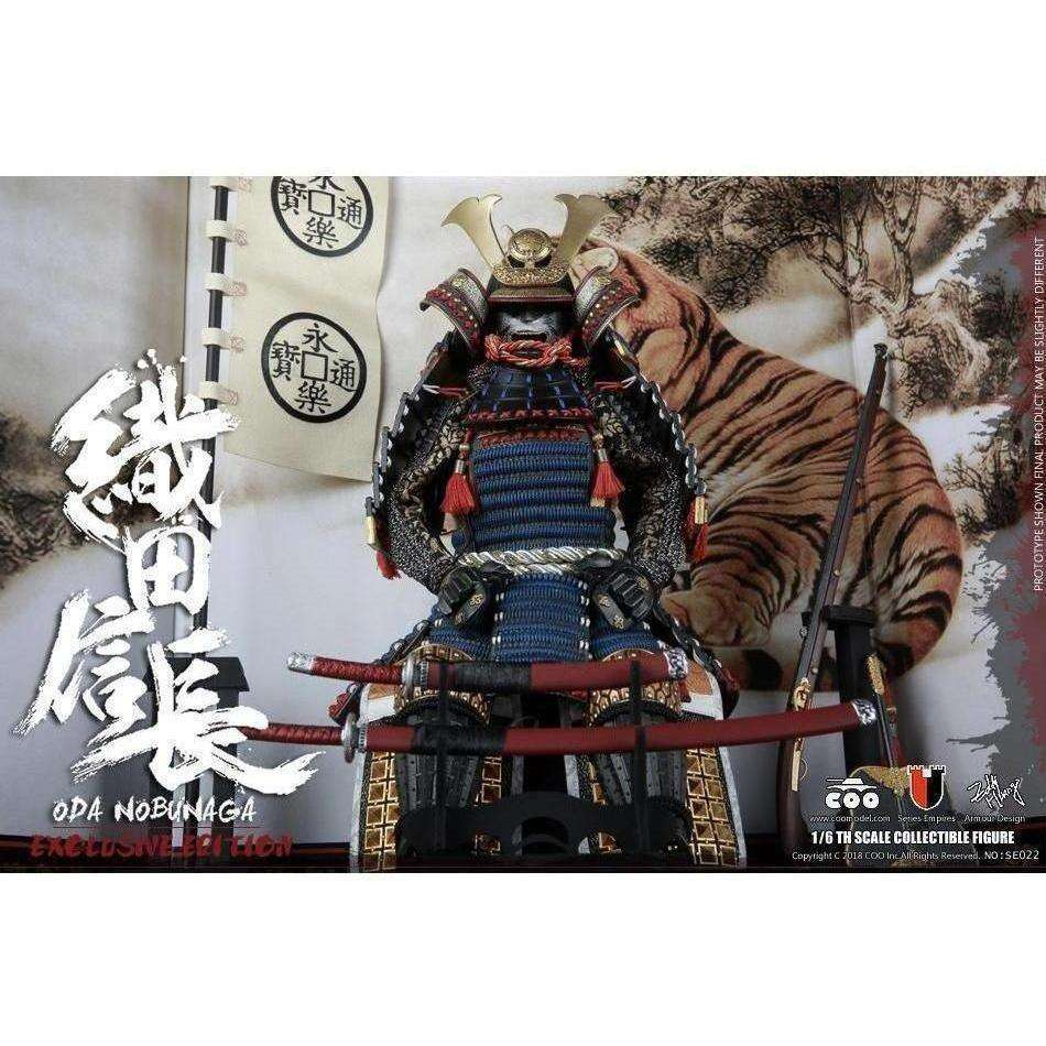 Series of Empires Japan's Warring States Oda Nobunaga (Deluxe) 1/6 Scale Figure - Q2 2019