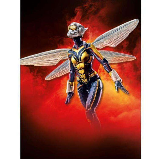 Avengers: Infinity War Marvel Legends Wave 2 - Wasp (Cull Obsidian BAF)