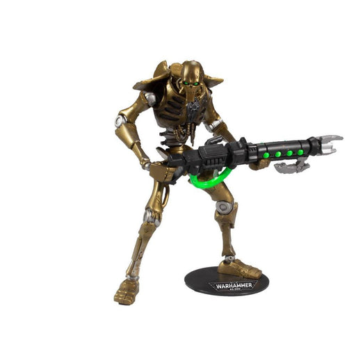 Warhammer 40000 Series 1 Necron Warrior 7-Inch Action Figure - SEPTEMBER 2020