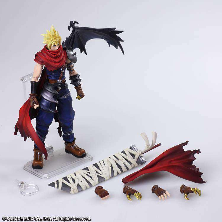 Final Fantasy Bring Arts Cloud Strife (Another Form Variant) - NOVEMBER 2019